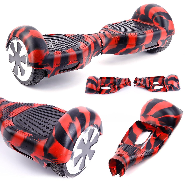 SurePromise Housse De Protection Silicone pour 6,5 Auto Balance Scooter