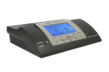 Radius response digital answer machine dark grey amazon radius response digital answer machine dark grey m4hsunfo