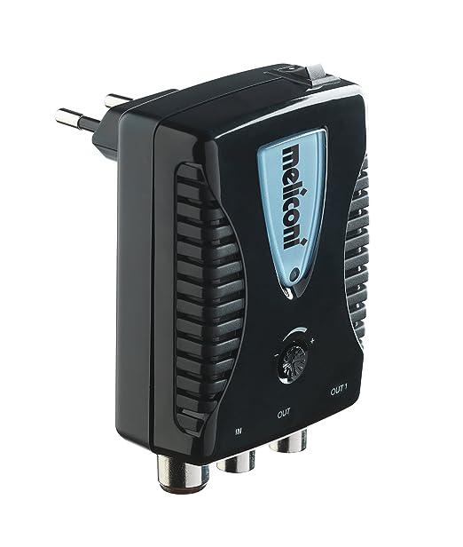 1559 opinioni per Meliconi AMP20- Amplificatore di Antenna Digitale da Interni con filtro LTE