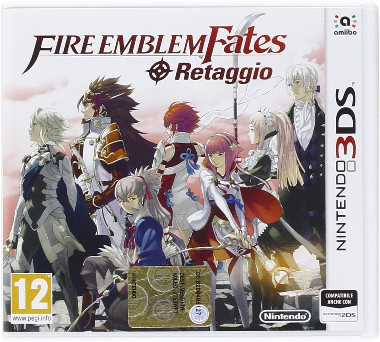Fire Emblem Fates: Retaggio: Amazon.es: Videojuegos