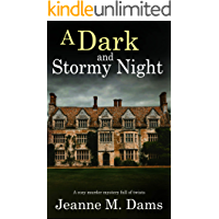A DARK AND STORMY NIGHT a cozy murder mystery full of twists (Dorothy Martin Mystery Book 10)