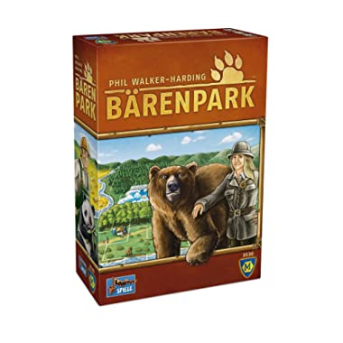 Lookout Games 22160089â??Bear Park by Lookout Games
