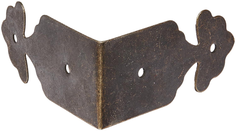 Ordinaire Amazon.com: 8pcs Right Angle Furniture Edge Corner Protector Bracket Bronze  Tone: Home Improvement