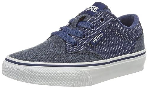 Vans Yt Winston, Zapatillas para Niños, Azul (Mixed), 38 EU: Amazon.es: Zapatos y complementos