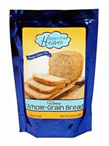 Gluten-Free Honey Whole Grain Bread Mix