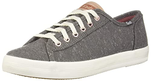 55f64e5ae70 Keds Womens Kickstart Speckled Canvas Sneakers  Amazon.ca  Shoes ...