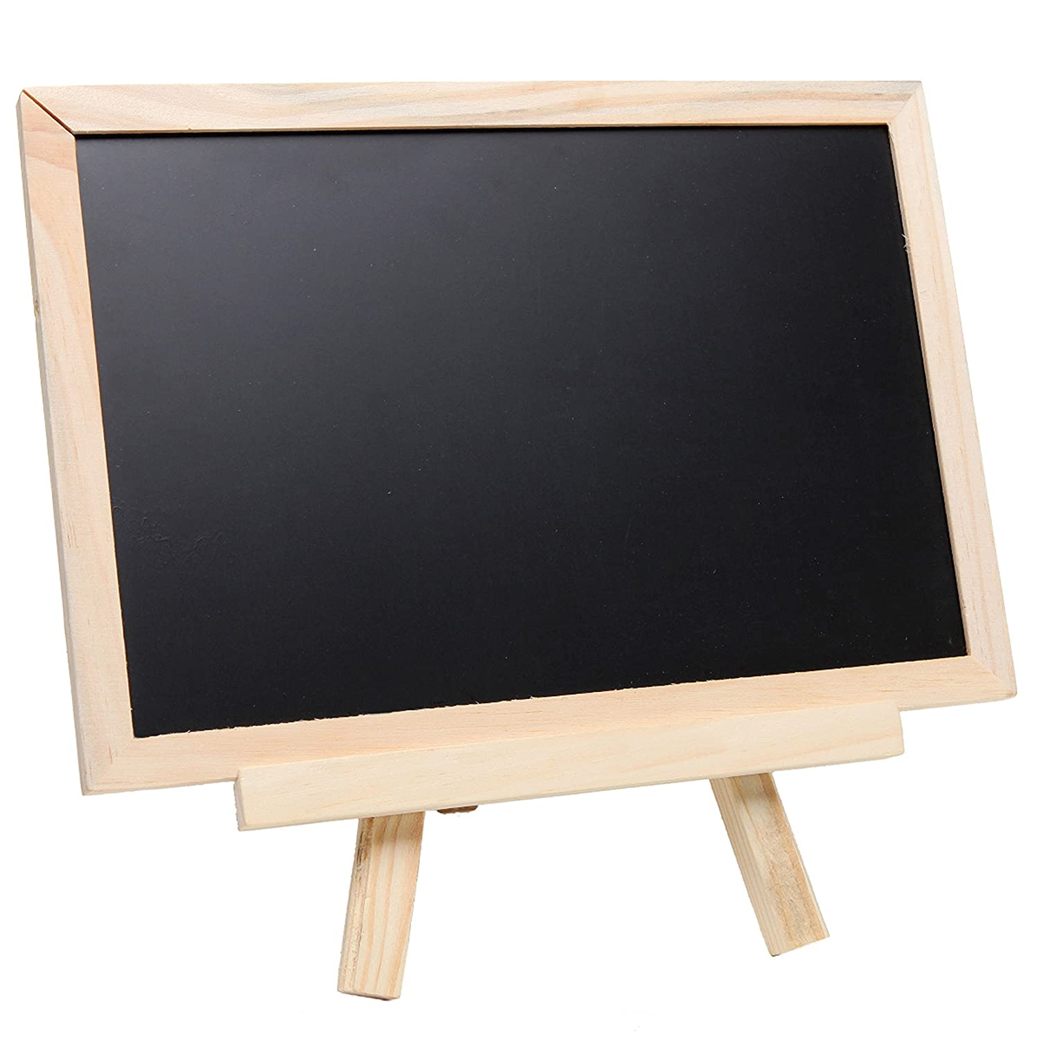 Attractive Amazon.com : MyGift Small Wood Chalkboard Easel, Whiteboard Stand  JA18