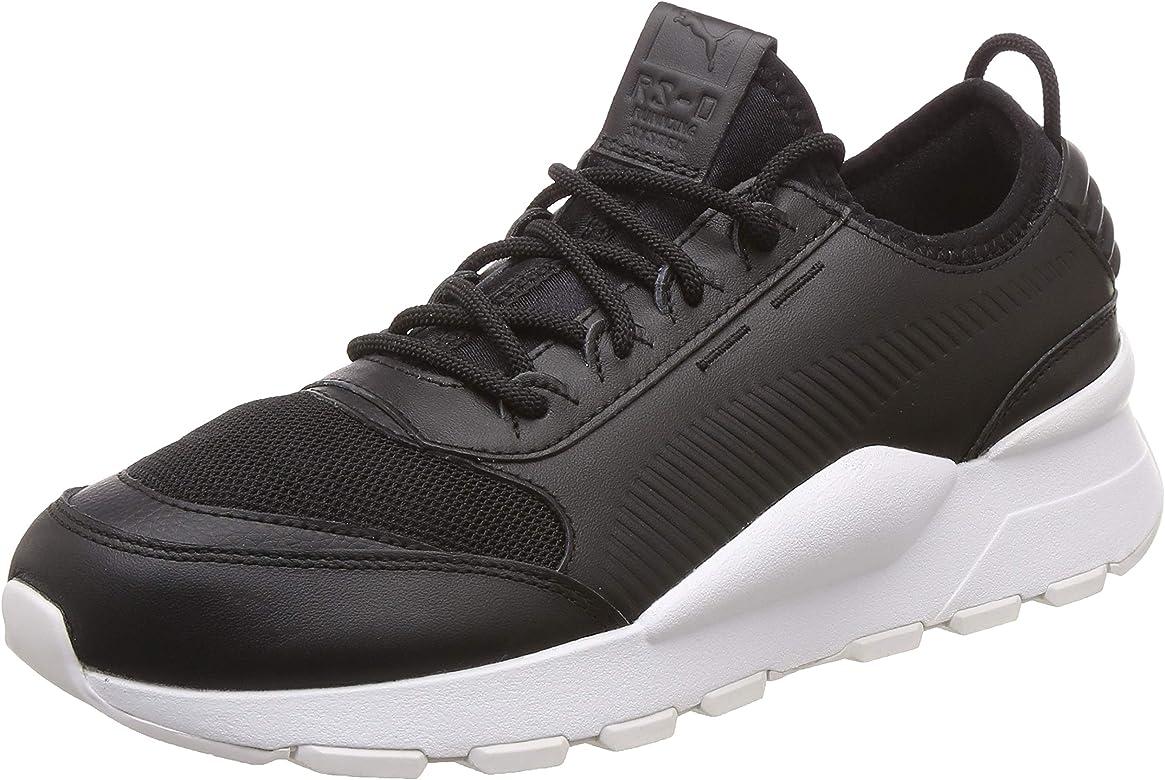 Puma RS 0 Sound, Sneakers Basses Mixte Adulte, Noir Black 6