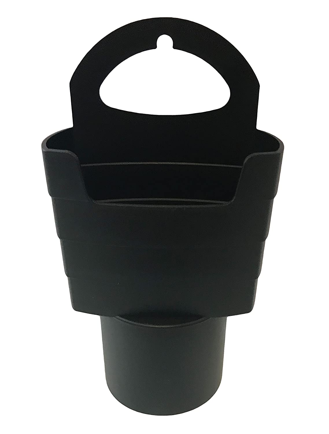 'Fries on the Fly' Universal Car French Fry Holder for Cup Holder - Perfect White Elephant Idea, Stocking Stuffer or Holiday Present 8172t1invGL