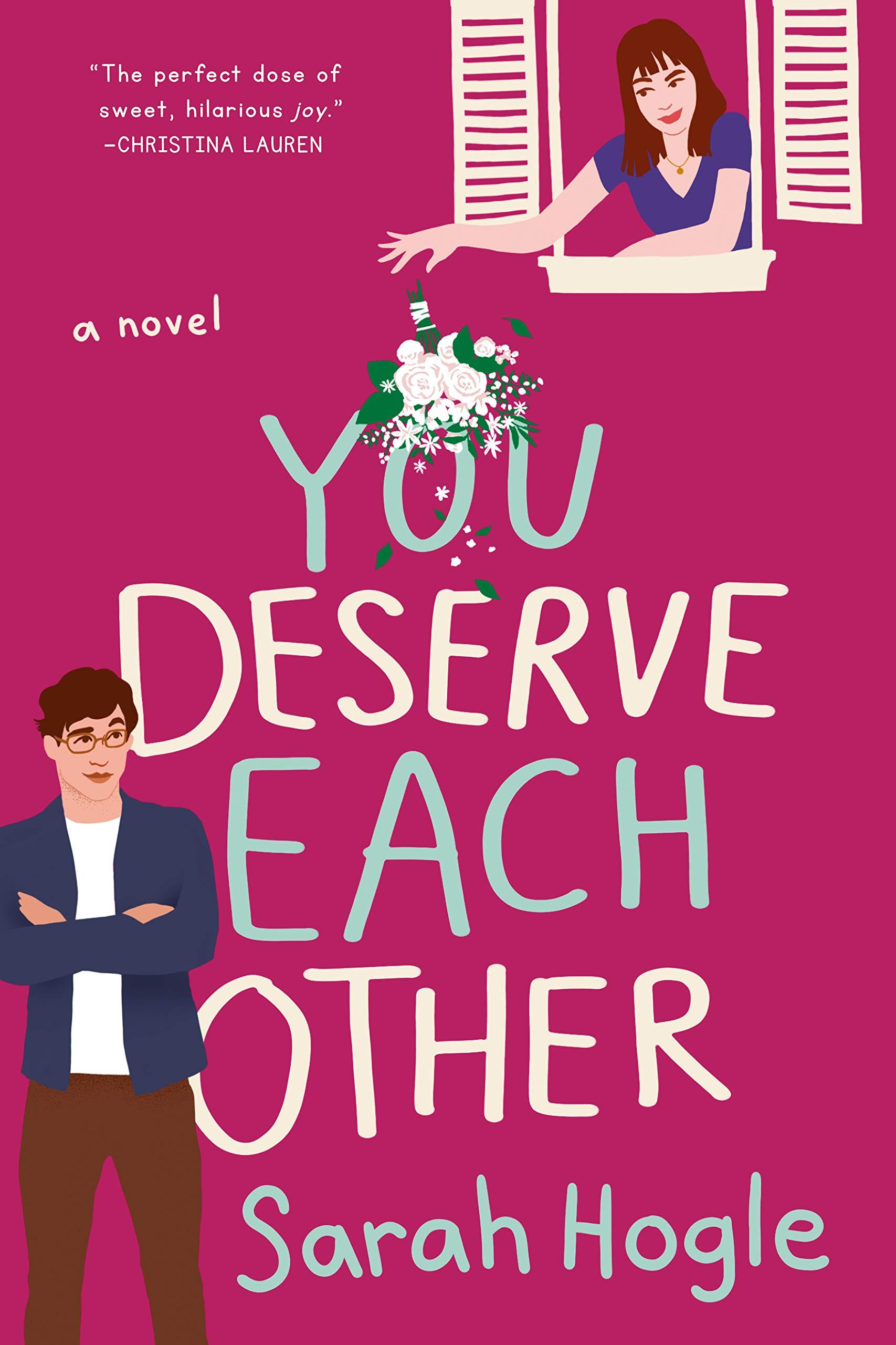 You Deserve Each Other: Amazon.ca: Hogle, Sarah: Books