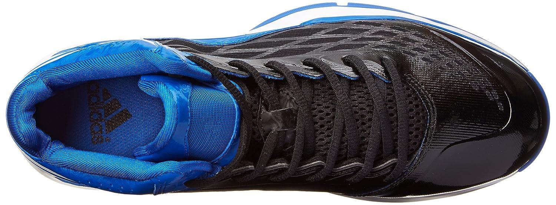 Adidas Adidas Adidas Transcend Herren US 11.5 Schwarz BasketballSchuh 141eb2