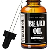 Amazon Price History for:Fragrance Free Beard Oil & Leave In Conditioner by Leven Rose, 100% Pure Natural Organic for Groomed Beards, Mustaches, and Moisturized Skin 1 oz