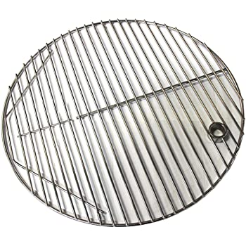 Amazon Com Hongso Scg195 19 5 Quot Bbq Stainless Steel Round