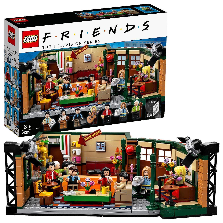ویکالا · خرید  اصل اورجینال · خرید از آمازون · LEGO Ideas Central Perk - Friends wekala · ویکالا