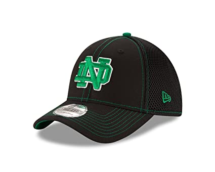 11bba9789ec NCAA Notre Dame Fighting Irish College Crux Line Neo 39THIRTY Stretch Fit  Cap