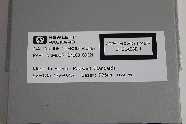HP D4383-60021 24X IDE CD ROM DRIVE HP