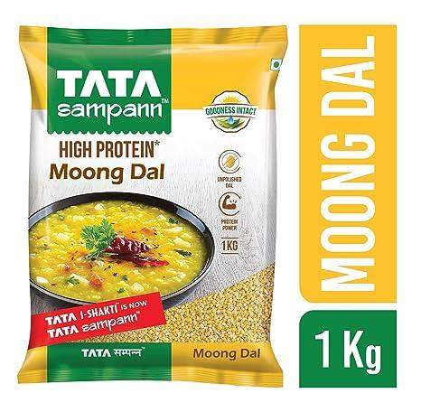 Tata Sampann�Moong Dal Split, 1kg