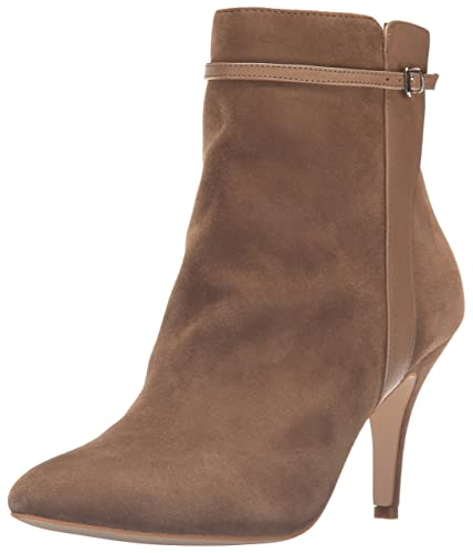 Get Comfortable Myer Womens Taupe Corso Como Womens Boots Dress