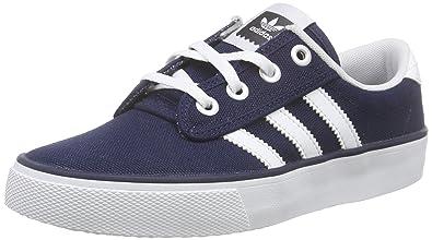 Originals KielSneakers AdulteBleu Adidas Mixte Basses 8mnwN0