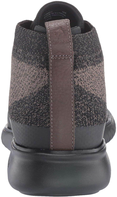 b030644c2c9 Morel Knit Black Cole Haan Haan Haan Men's 2.Zerogrand Stitchlite ...