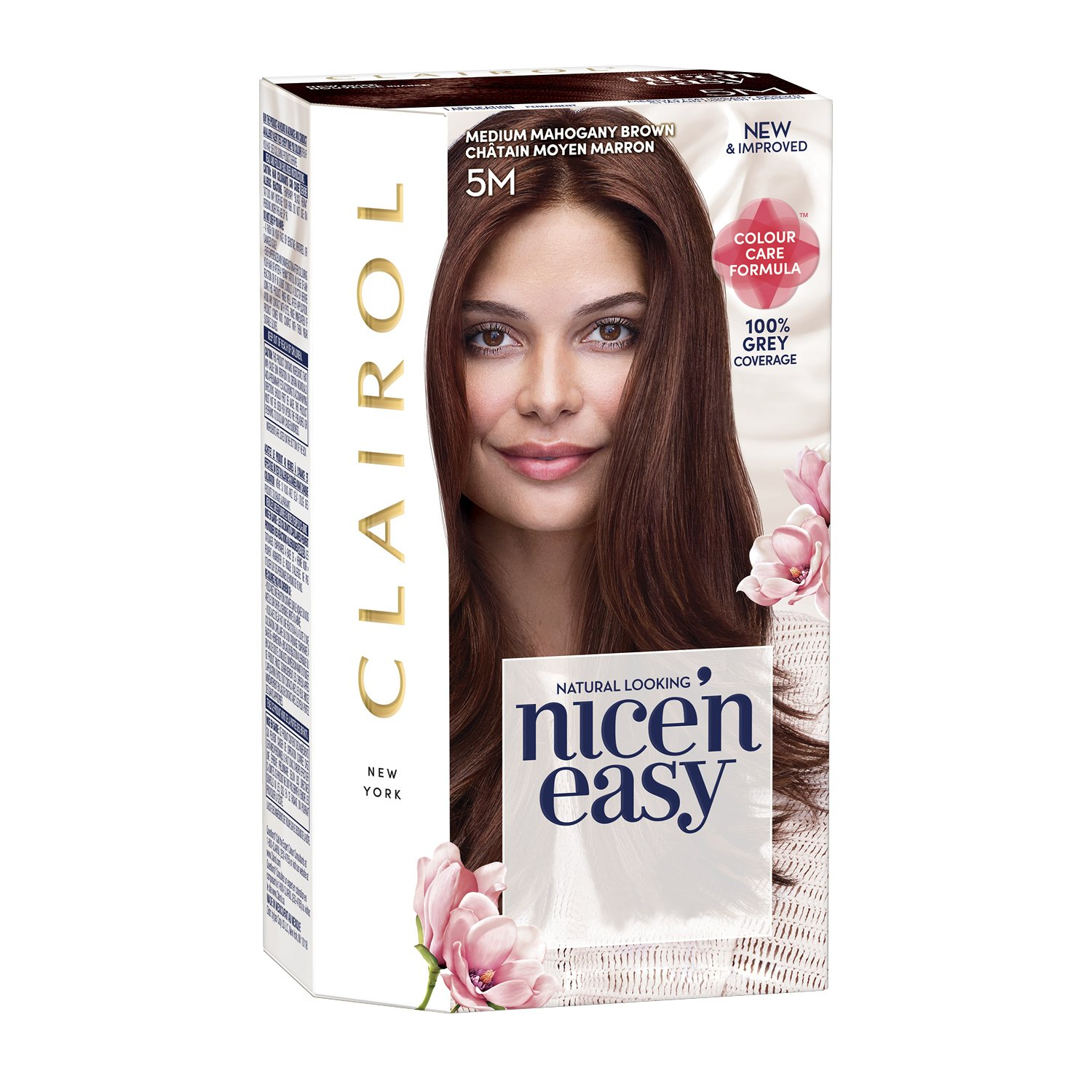 Clairol - Nice'n Easy Permanent Hair Color, Brunettes Coty