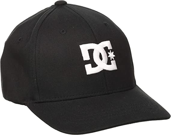 DC Shoes Cap Star-Gorra Flexfit para Chicos 8-16, Niños: DC Shoes ...