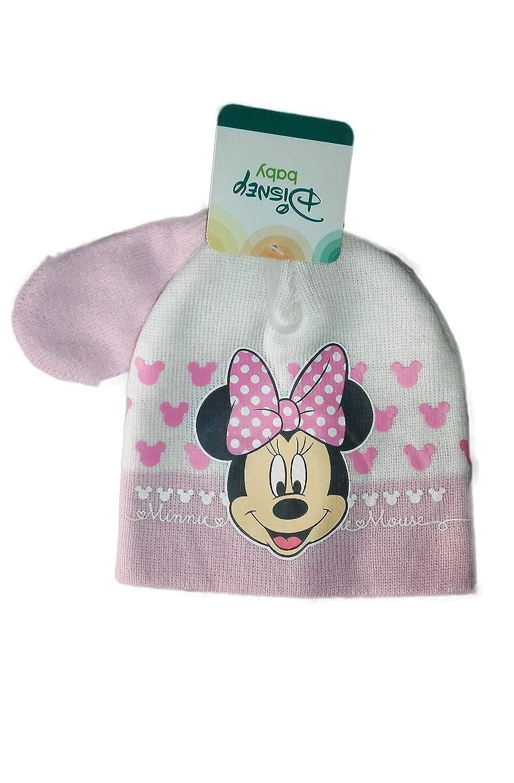 Disney M/ädchen Handschuh-Set