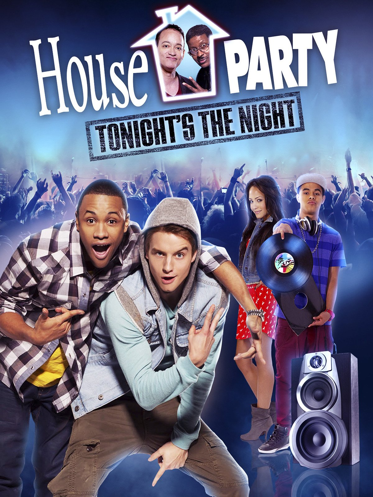 Amazon House Party Tonights the Night Tequan Richmond