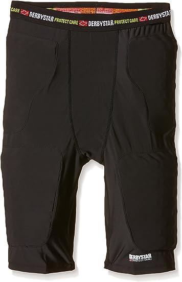 Derbystar Protect Care - Pantalones interiores de compresión para balonmano
