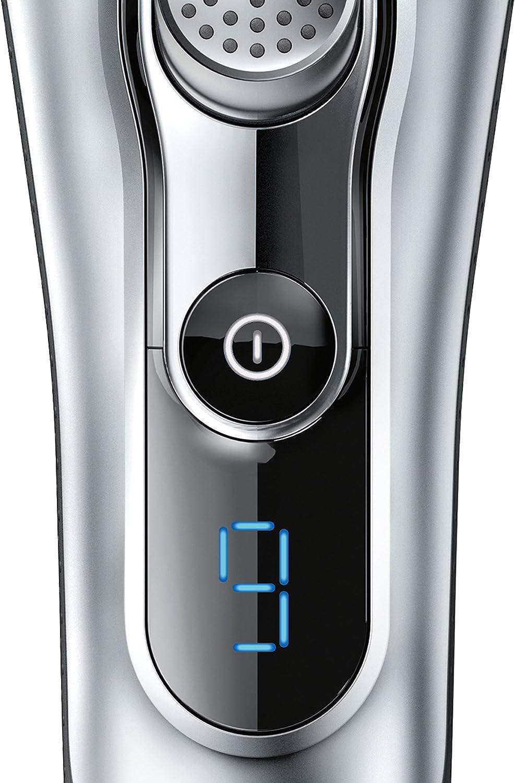 Braun Series 9 - Afeitadora eléctrica para hombre, color negro y ...