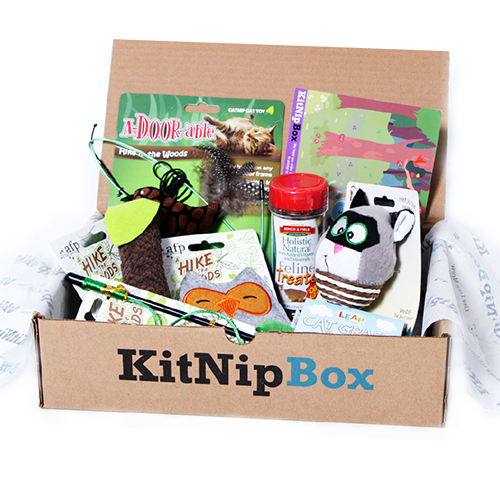 Happy Cat KitNipBox