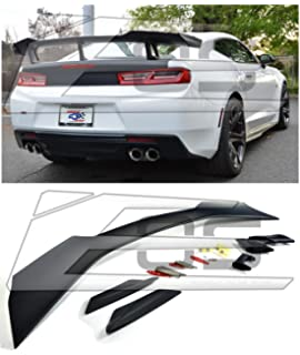 Extreme Online Store EOS Body Kit Rear Wing Spoiler - For Chevrolet Chevy Camaro 16-