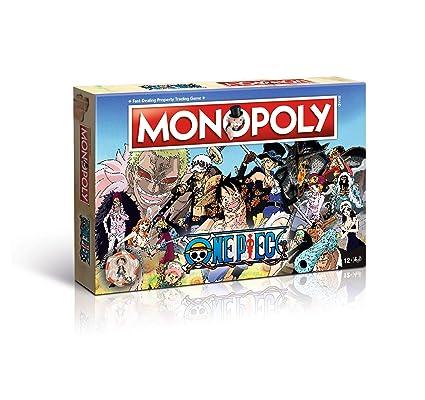 Amazon.com: Monopoly 036948 - Juego de mesa de una pieza ...
