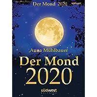 Der Mond 2020 Tagesabreißkalender