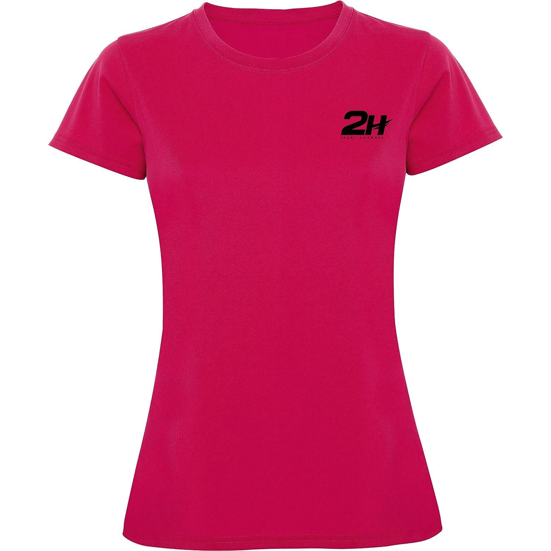 Camiseta Mujer técnica de pádel 2H Luxury, S: Amazon.es: Deportes ...