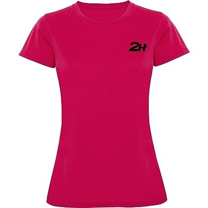 Camiseta pádel y Tenis Mujer 2H Luxury