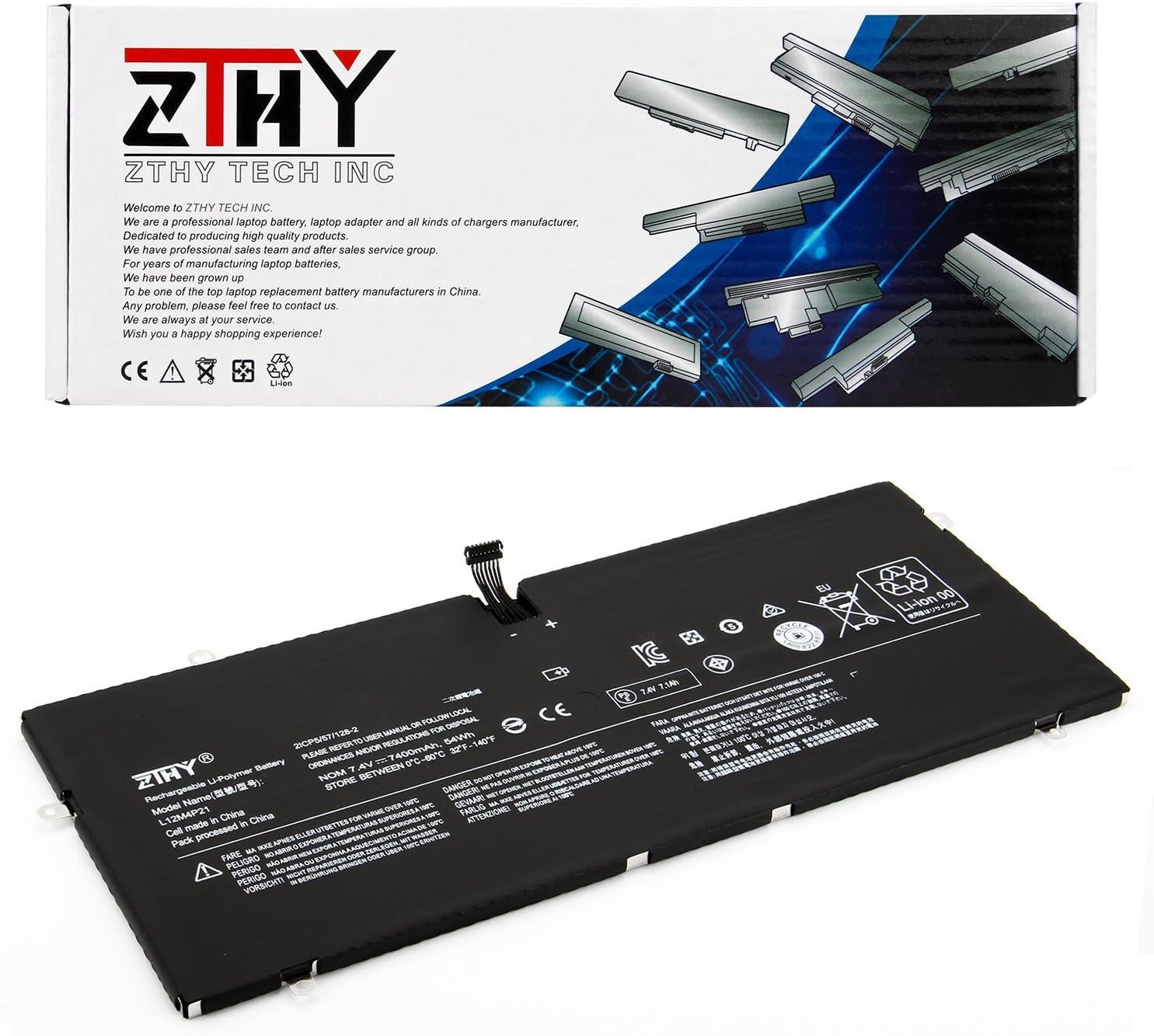 Amazon.com: ZTHY Compatible New L12M4P21 Laptop Battery ...