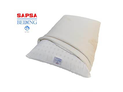 Cuscino Pirelli Bedding.Viglietti Offerta Sapsa Bedding Classic Saponetta Lattice