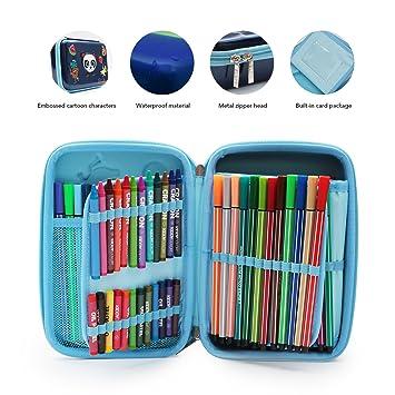 BSTO 84 - Estuche grande para lápices de colores, bolígrafos ...