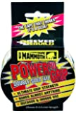 Mammoth Powerful Grip Tape - Re-enforced double-sided tape - 25mm x 2.5m - Clear