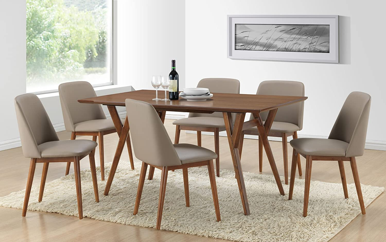century modern room idea the prepare and stylish table chairs mid most dining chair
