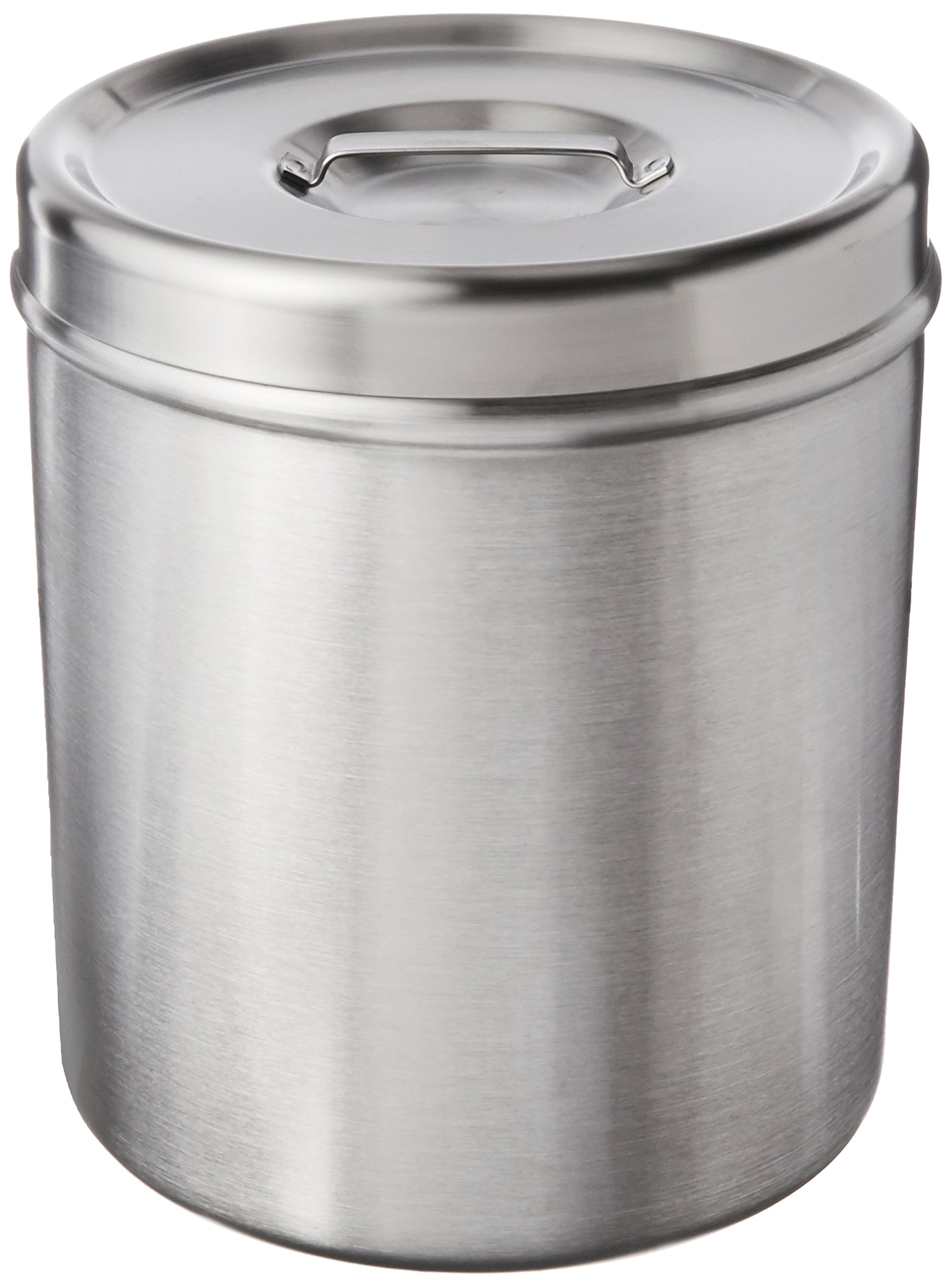 Polar Ware 3J Stainless Steel Dressing Jar with Slip-Over Cover, 1-7/8 qt. Capacity (Case of 12)