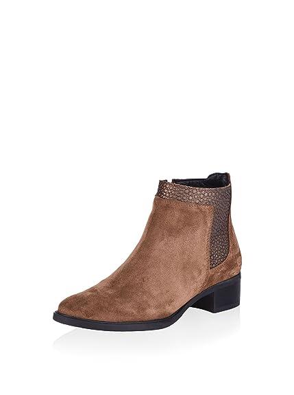Bueno Damen Stiefelette, braun, 41 EU: : Schuhe