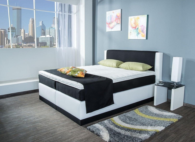 boxspringbett lada tt auch mit bettkasten oder elektrisch. Black Bedroom Furniture Sets. Home Design Ideas