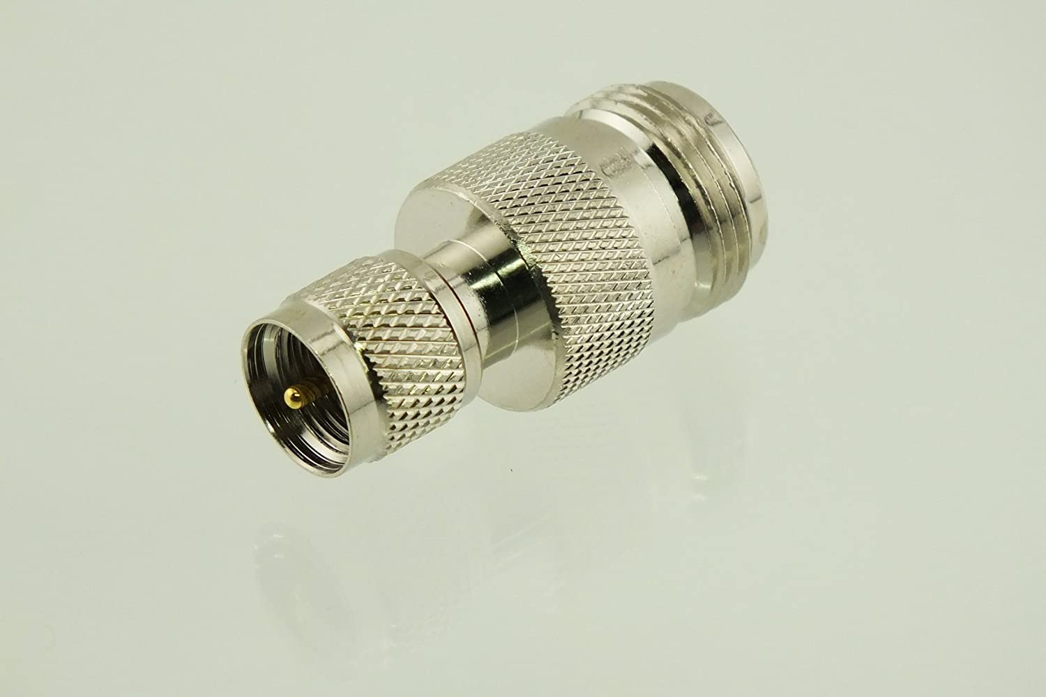 BNC Female to UHF Male Adapter Connector USA Seller by W5SWL