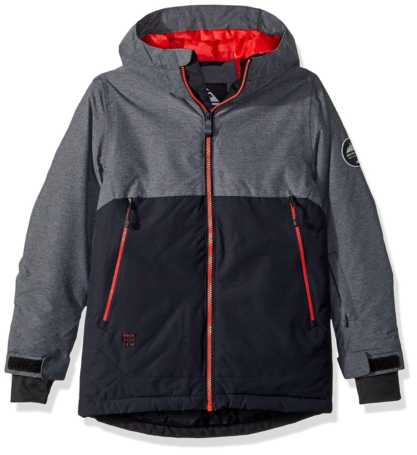 Quiksilver Boys' Big Sierra Youth 10k Snow Jacket