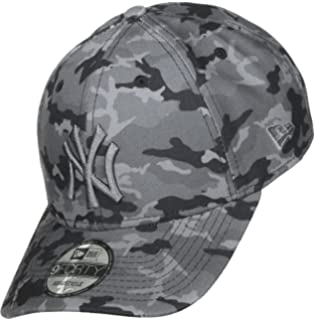 579c0f00b60 New Era 9FORTY New York Yankees Baseball Cap - MLB Seasonal Camo - Grey