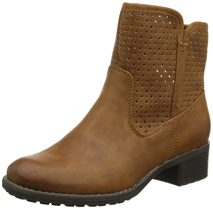 Womens Ruched Ankle Chelsea Boots EVANS FVJGlFvs