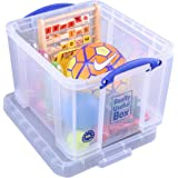 Really Useful Box 35 Litre Clear