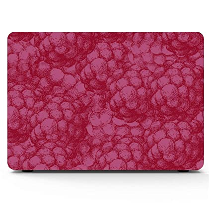 MacBook Air Laptop Case Summer Sweet Sour Create Berry Fruit Plastic Hard Shell Compatible Mac Air 11 Pro 13 15 Mac Computer Cover Protection for MacBook 2016-2019 Version